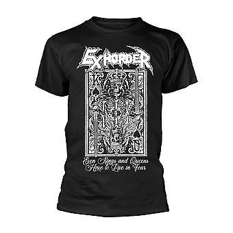 Exhorder Kings Queens Official Tee T-Shirt Unisex