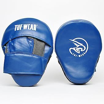 Tuf Wear Starter Curved Focus Pads Blue