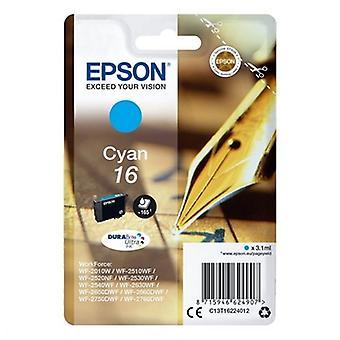 Epson T16 met originele inktcartridge