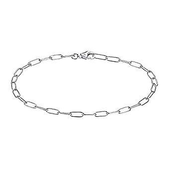 Amor - Dames armband in zilver 925 verguld Link