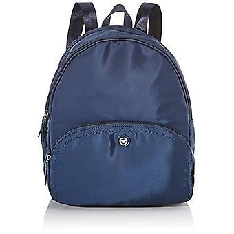 Tom Tailor Acc Venezia - Bolsos de mochila para mujer, azul (Dunkelblau), 29.5x34x16 cm (W x H L)
