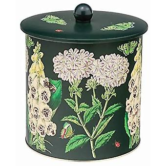 Madame Treacle Floral Biscuit Barrel