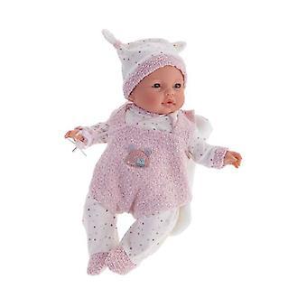 Baby Doll with Accessories Antonio Juan Bimba (37 cm)
