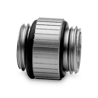 EK Vattenblock EK-Kvantvridmoment 7mm Micro Extender Static Hane till Manlig Montering - Satin Titan