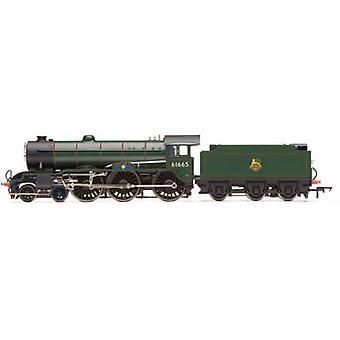 هورنبي R3523 BR في وقت مبكر 4-6-0 الفئة B17/6 ليستر سيتي No 61665 DCC جاهزة 00