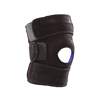 Black 76x18cm sports non-slip warm knee pads rock climbing sports fitness outdoor sports knee pads volleyball basketball football knee pads homi2742