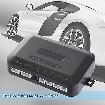 Sada led parkovacích senzorů 4 senzory Vozidlo Auto Couvání Radar Systém Nový