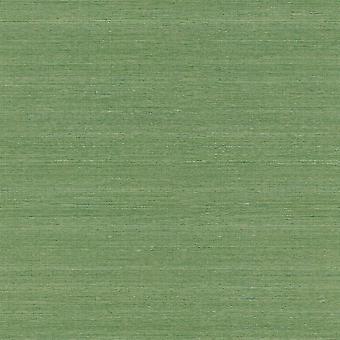 Rasch Mandalay Textuur Groen Behang 528862