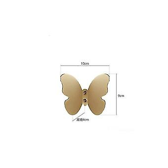Clothes Hook Wall Mount Creative Butterfly Hook
