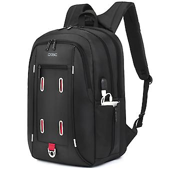 Water Resistant Laptop Backpack With Usb Charging Port/durable Travel Business Backpack