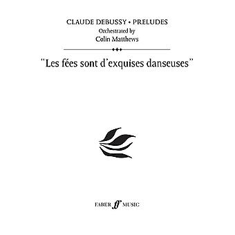 Debussy: Les fees sont d'exquises (Prelúdio 16)