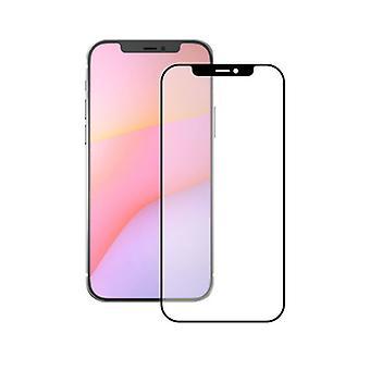 خفف الزجاج حامي الشاشة iphone 12 برو KSIX شفافة
