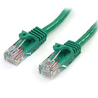 UTP Categorie 6 Rigid Network Cable Startech 45PAT1MGN 1 m