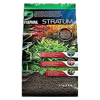 Fluval kasvi ja katkarapu stratum akvaario substraatti - 8,8 lb