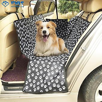 Waterproof Dog Car Seat Cover Comfortable Scratch-Resistant Durable