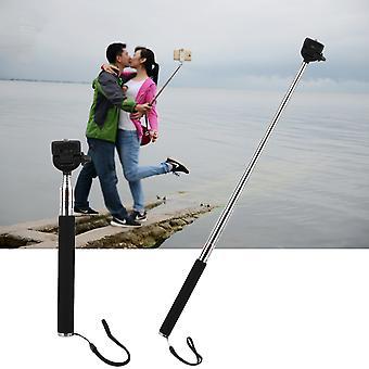 Z07-1 Yleinen kädessä pidettävä Selfie Stick Monopod Selfie Stick Urheilukameralle