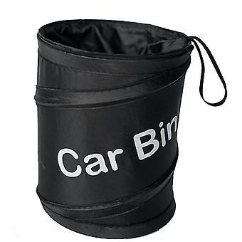 ファッショナブルな車のゴミ箱、ゴミ箱/ゴミ袋、家庭用クリーニングツール、アクセサリー