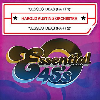 Harold Austin's Orchestra - Jesse's Ideas USA import