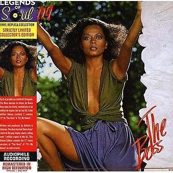 Diana Ross - Boss [CD] USA import