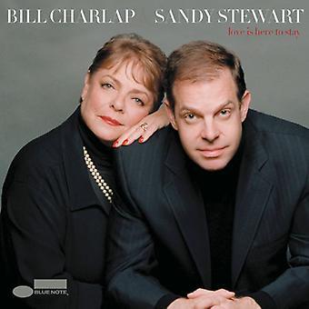 Charlap/Stewart - Love Is Here pour importer des USA séjour [CD]