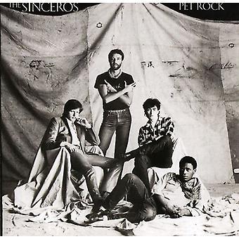 Sinceros - Pet Rock/2nd debuut [CD] USA importeren