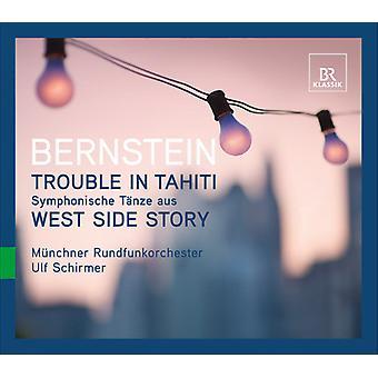 L. Bernstein - Bernstein: Trouble in Tahiti; Symphonische T Nze Aus West Side Story [CD] USA import