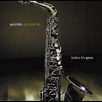Quintin Gerard W. - antes que seja importação EUA Gone [CD]