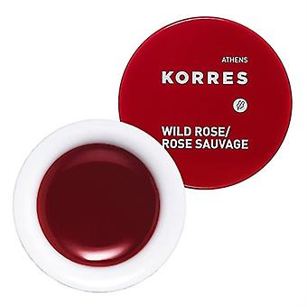 Korres Lip Butter vill Rose 0.21oz / 6g