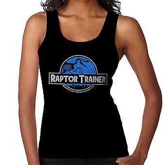 Raptor Trainer Jurassic World Women's Vest