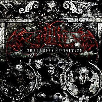 Asylium - Global Decomposition [CD] USA import
