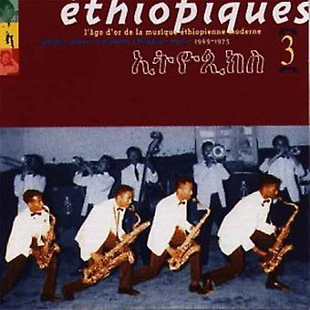 Ethiopiques - Vol. 3-Ethiopiques: Golden Years of Modern [CD] USA import