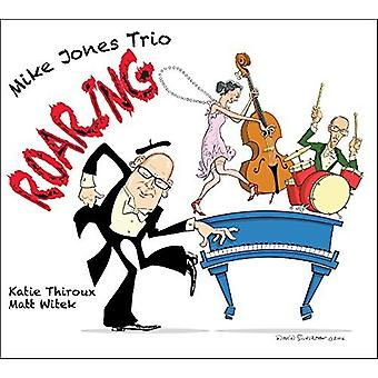 Mike Jones Trio - Roaring [CD] USA import