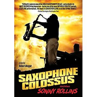 Sonny Rollins - Saxophone Colossus [DVD] USA import