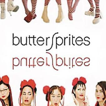 Buttersprites - Buttersprites [CD] USA import