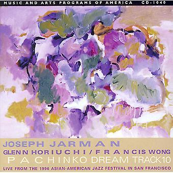Jarman/Horiuchi/Wong - Pachinko Dream Track 10 [CD] USA import