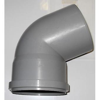 Dei rifiuti raccordi push-fit - piegano - 67 gradi - 50mm di diametro