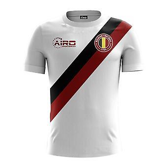 2018-2019 Belgium Away Concept Football Shirt