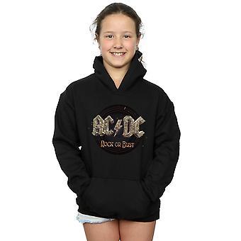 AC/DC Girls Rock Or Bust Hoodie