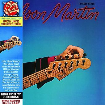 Moon Martin - Street [CD] USA import
