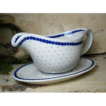 Noble sauce boat + saucer, 700 ml, Trad. 26, BSN 60704
