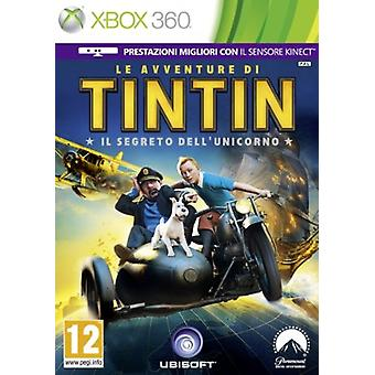 The Adventures Of Tintin The Secret Of The Unicorn The Game (Xbox 360) - New