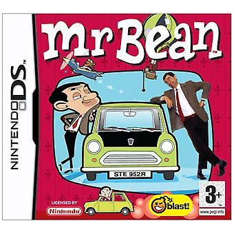 Mr Bean (Nintendo DS)-nieuw
