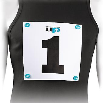Ultimate Performance Race Number Magneten - Blauw - AW20