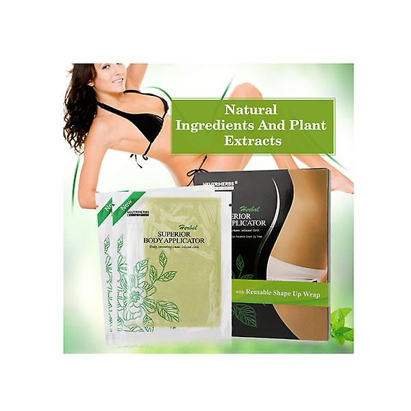 Slimming Wraps 5pcs gel Applikatoren + 15 ml