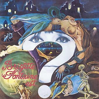 Brigitte Fontaine - Brigitte Fontaine Est... Folle [CD] USA import