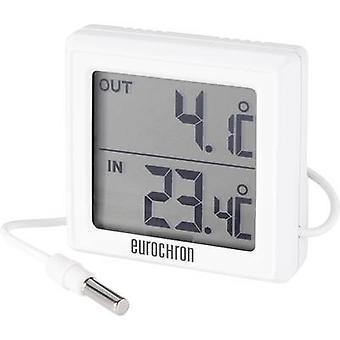 Eurochron ETH 5200 Thermometer White