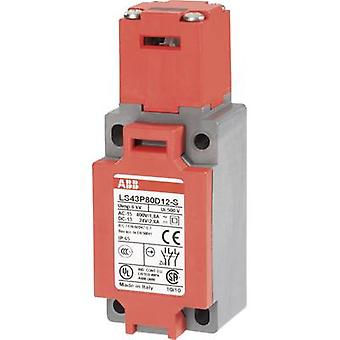 ABB LS43P80D12-S Safety button 400 V AC 1.8 A separate actuator momentary IP65 1 pc(s)