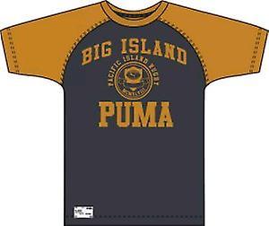 PUMA pacific eiland rugby raglan tee