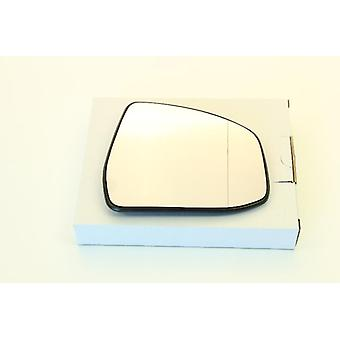 Droit Driver Side Mirror Glass (Heated) et Holder For Ford FOCUS mk2 2008-2011