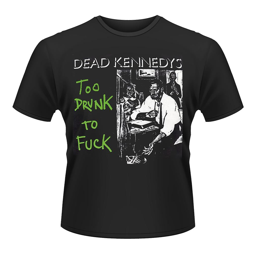 Cid Dead Kennedys Too Drunk To Fuck Men's